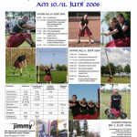 Flyer 2. Highlandgames 2006 in Oßweil
